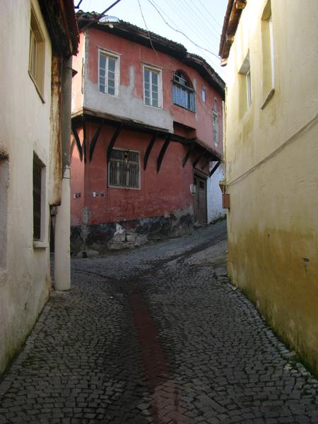 Bergama, Turkey - Streets