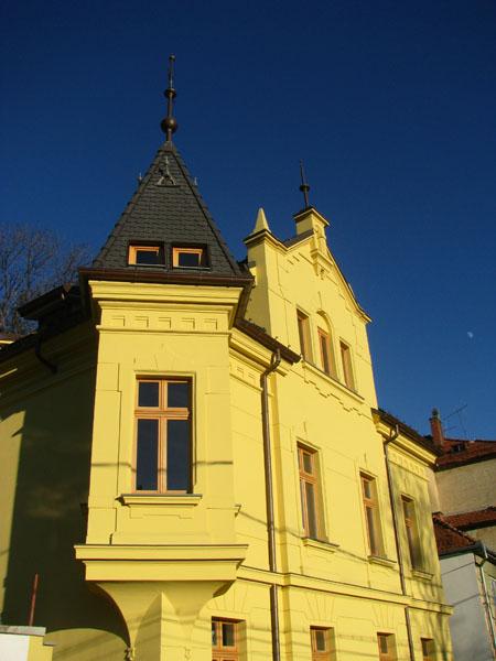 Architecture of Brasov, Romania