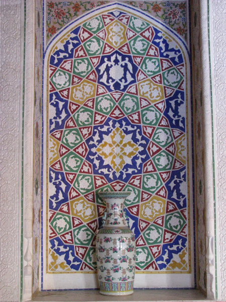 Bukhara, Uzbekistan - Faizullah Khojaev House Details