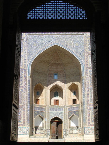 Bukhara, Uzbekistan - Mir i Arab Medressa