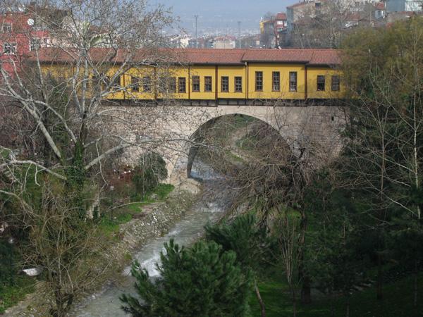 Bursa, Turkey - Bridge
