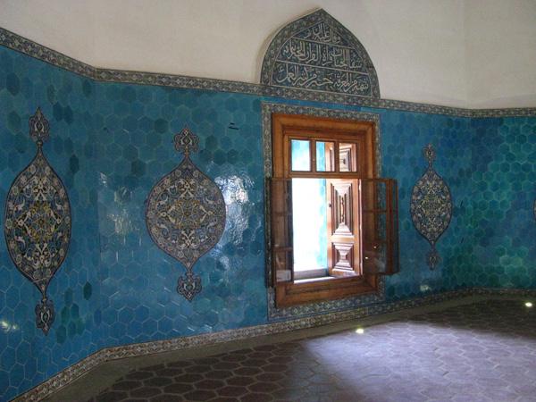 Bursa, Turkey - Green Tomb