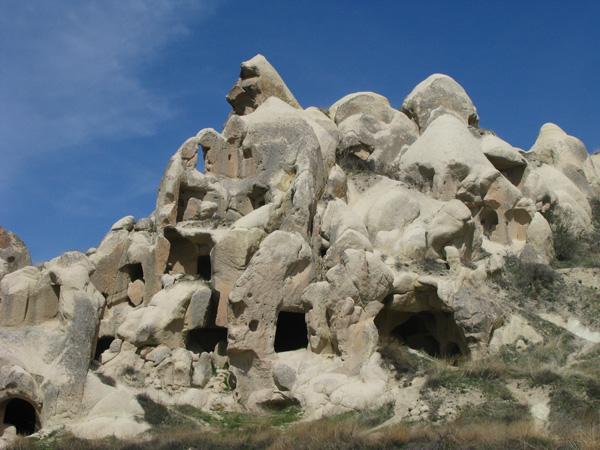 Cappadocia, Turkey - Goreme Open Air Museum