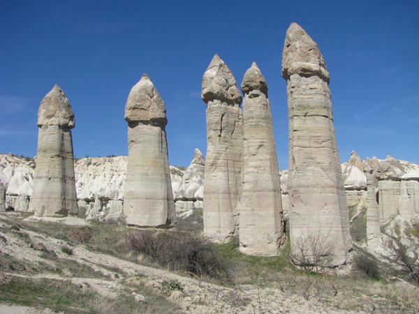 Cappadocia, Turkey - Love Valley
