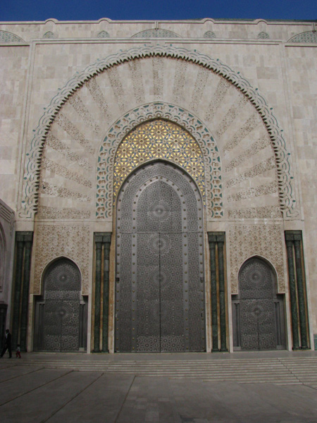 Casablanca, Morocco - Hassan II Mosque