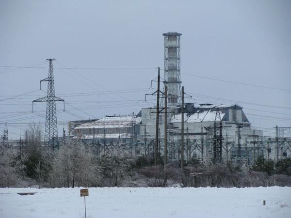 Chernobyl, Ukraine - Reactor Area