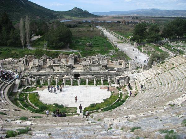 Ephesus, Turkey - Great Theater