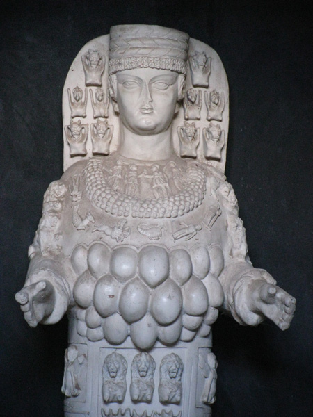 Ephesus, Turkey - Statue of Artemis of Ephesus