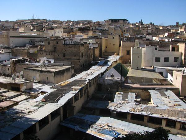 Fez, Morocco - Medina (Old Town)