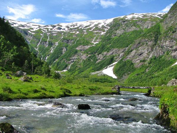 Near Fjaerland, Norway