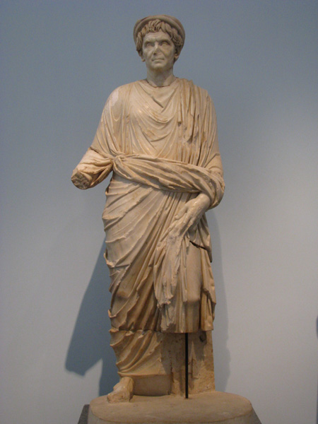 Geyre, Turkey - Afrodisias Museum