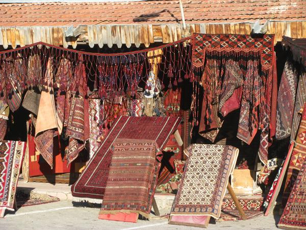 Goreme, Turkey - Shop