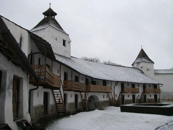 Harman, Romania - Fortified Church