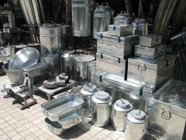 Hotan, China - Sunday Market