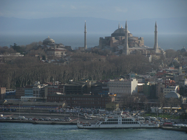 Istanbul, Turkey - Aya Sofya
