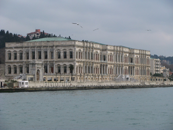 Istanbul, Turkey - Dolmabahce Palace