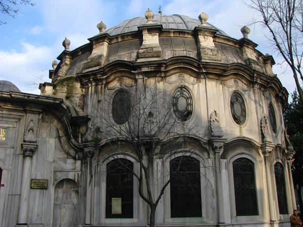 Istanbul, Turkey - Fatih Mosque Area