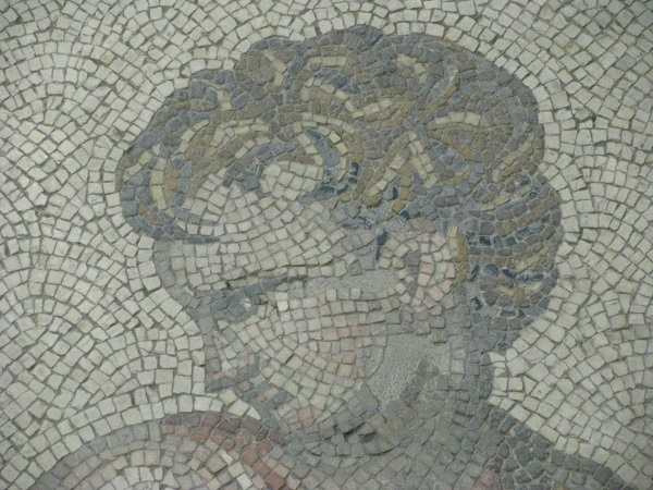Istanbul, Turkey - Great Palace Mosaic Museum