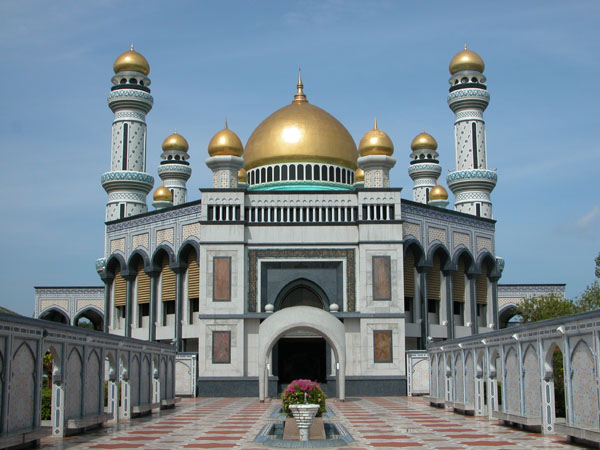 BSB, Brunei - Jame Asr Hassanil Bolkiah Mosque