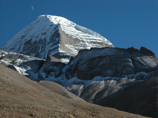 Western Tibet - West Face of Mt. Kailash