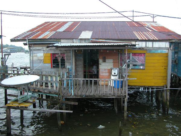 Water Village of Kampung Ayer - Brunei