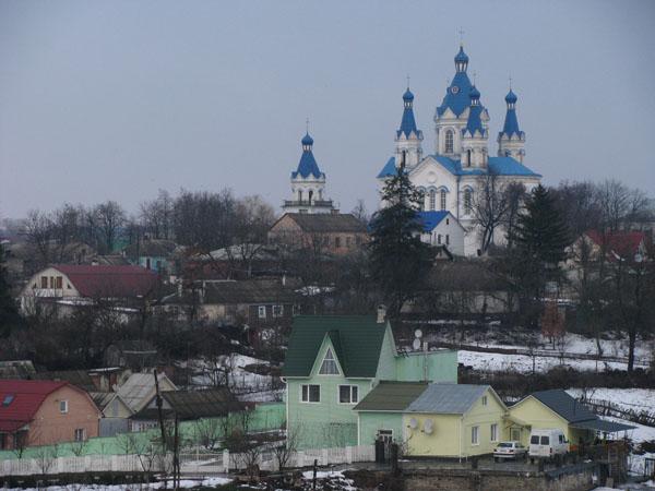 Kamyanets Podilsky, Ukraine - Church of St George