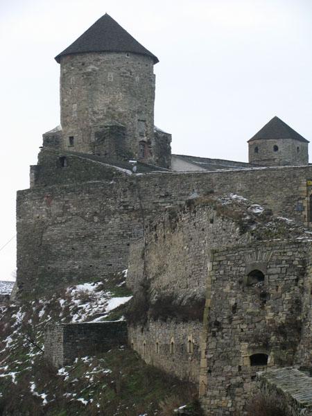 Kamyanets Podilsky, Ukraine - Fortress