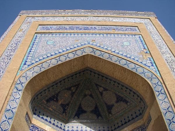 Khiva, Uzbekistan - Alloquli Khan Medressa
