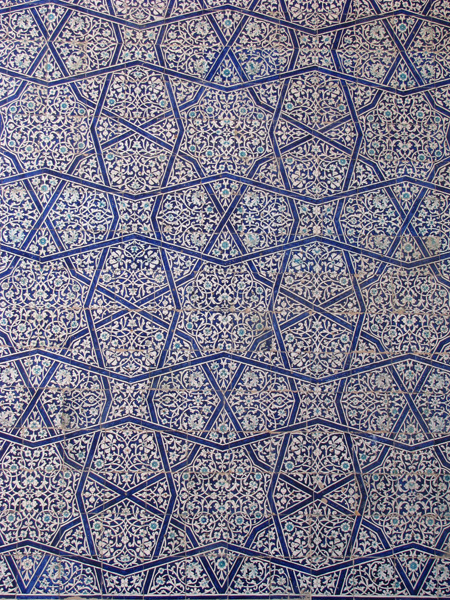 Khiva, Uzbekistan - Kuhna Ark Details