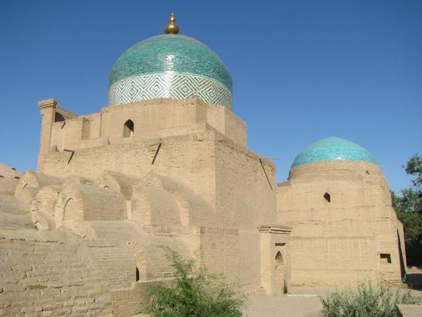 Khiva, Uzbekistan - Pahlavon Mahmud Mausoleum