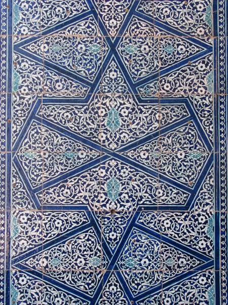 Khiva, Uzbekistan - Tosh Hovli Palace