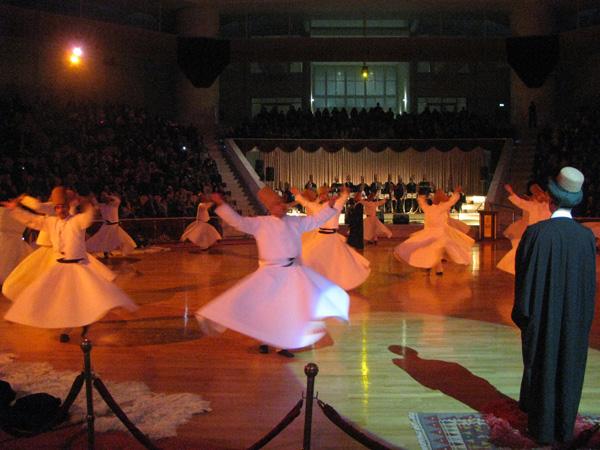 Konya, Turkey - Whirling Dervish Sema