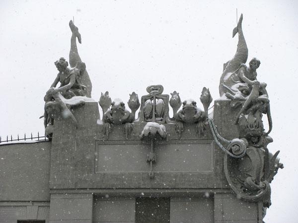 Kyiv, Ukraine - House of Chimeras