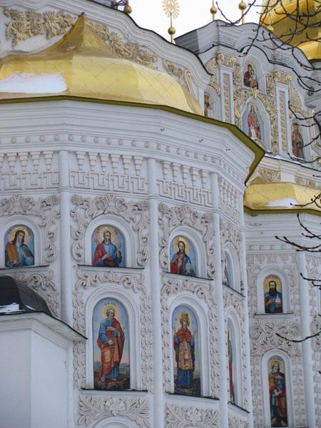 Kyiv, Ukraine - Lavra Dormition Cathedral