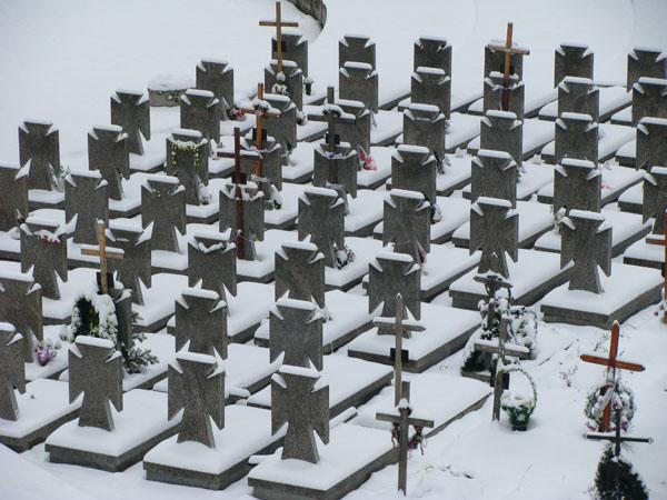 Lviv, Ukraine - Lychakivske Cemetery