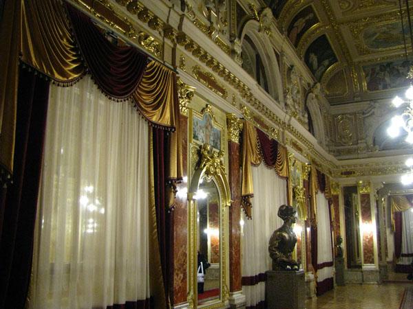 Lviv, Ukraine - Solomiya Krushelnytska Theater of Opera and Ballet