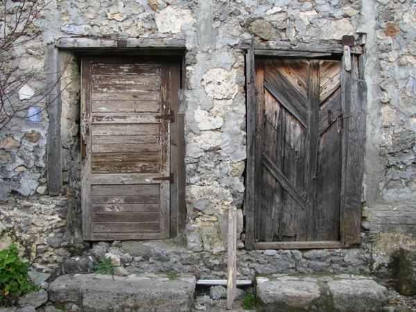 Lycian Way, Turkey - Abandoned Buildings of Kayakoy