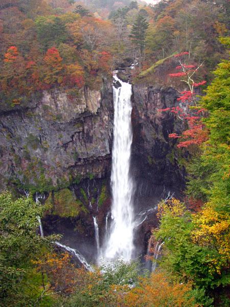 Nikko, Japan - Kegon Waterfall
