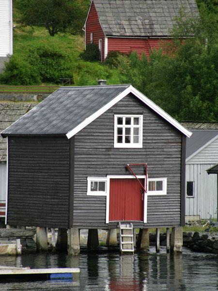 Norwegian Boat House