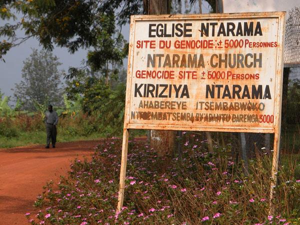 Rwanda, Africa - Ntarama Genocide Memorial