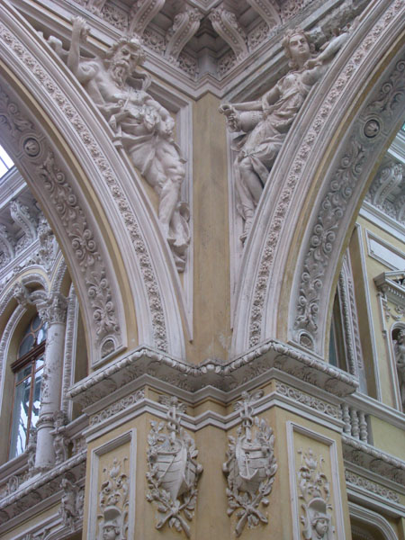 Odessa, Ukraine - Passazh Details