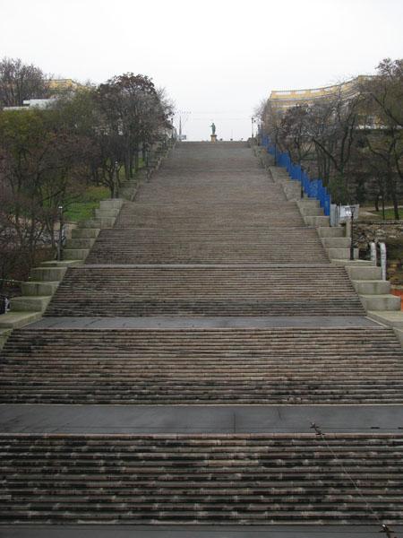Odessa, Ukraine - Potemkin Steps