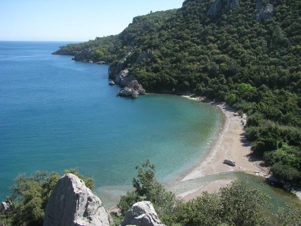 Olympos, Turkey - Beach