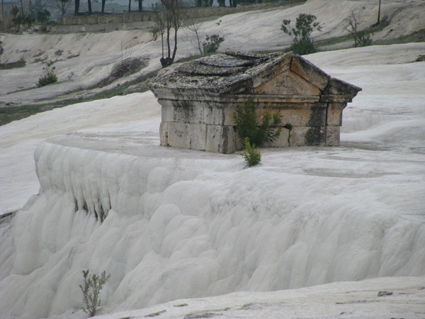 Pamukkale, Turkey - Travertines