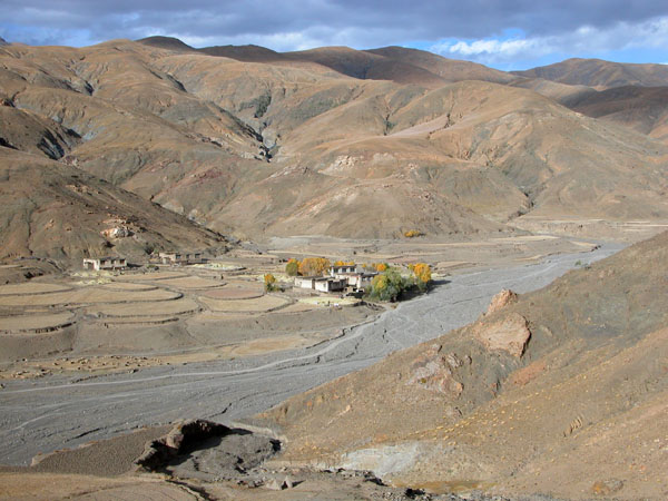 Tibetan Valley