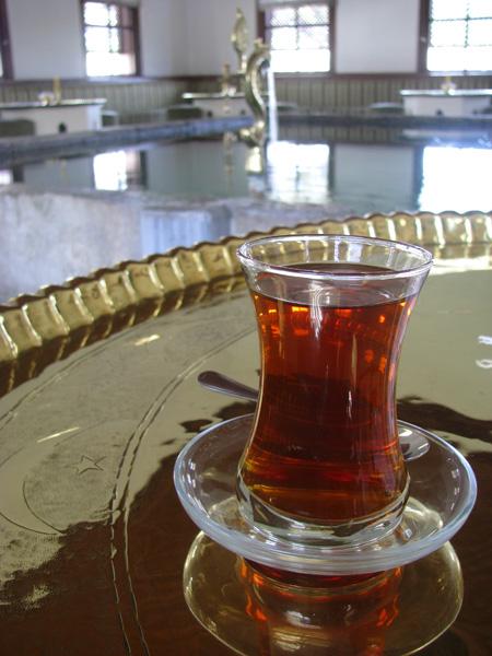 Safranbolu, Turkey - Tea at Havuzlu Asmazlar Konagi