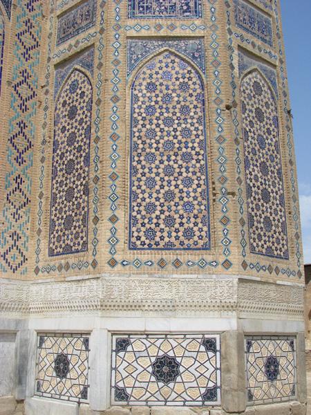Samarqand, Uzbekistan - Bibi Khanym Mosque
