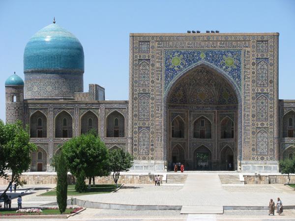 Samarqand, Uzbekistan - Registan Complex