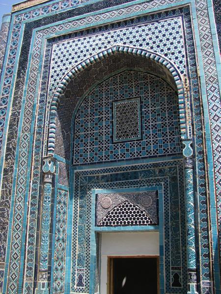 Samarqand, Uzbekistan - Shah i Zinda