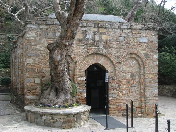 Selcuk, Turkey - Virgin Mary's House